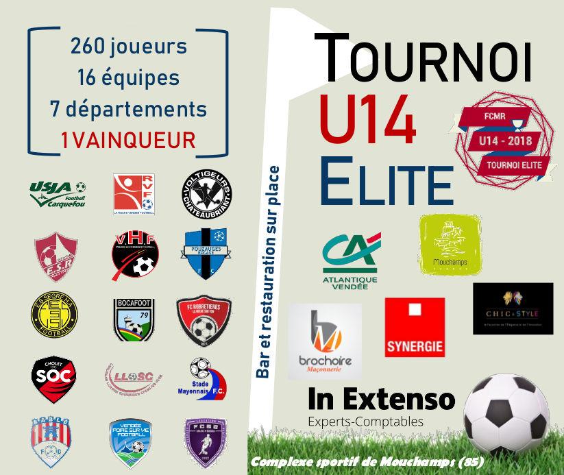 tournoi élite u14