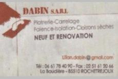 Dabin sarl